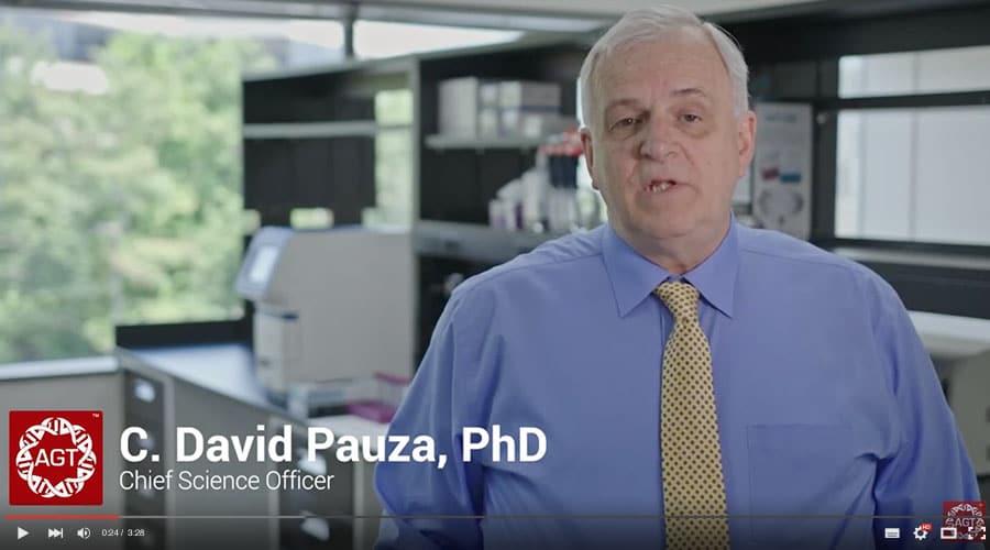 Dr. David Pauza Video
