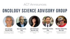 AGT Launches Oncology Science Advisory Group to Accelerate Research For A Cancer Cure