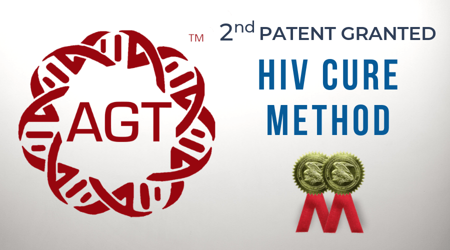 HIV Cure Program Patent Granted To American Gene Technologies