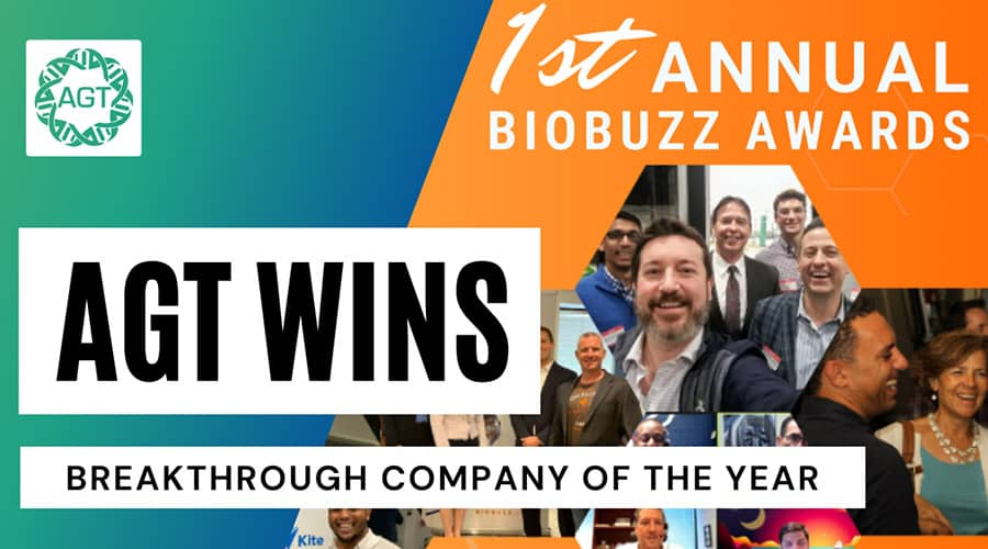 agt-awarded-biobuzz-breakthrough-company-of-the-year-2020