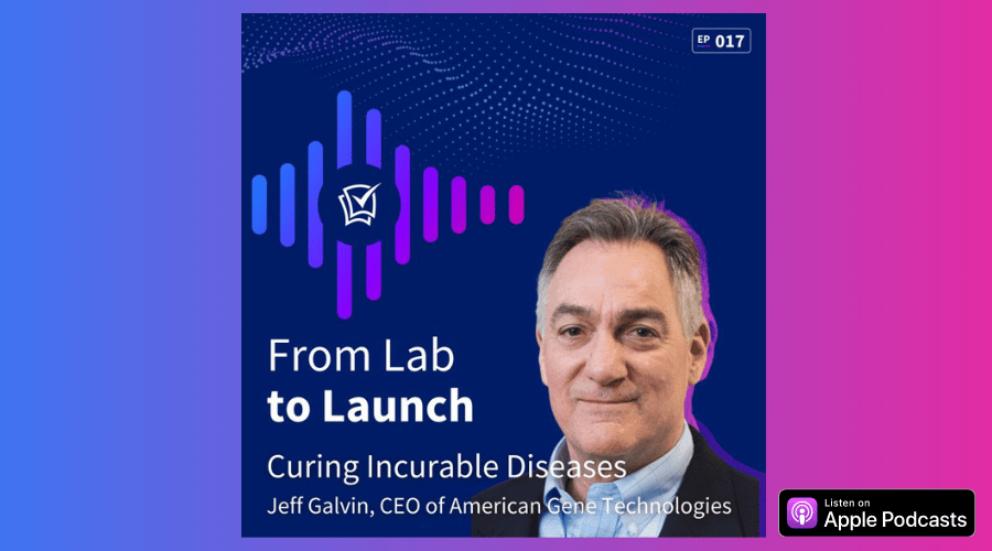Curing Incurable Diseases with Jeff Galvin from American Gene Technologies