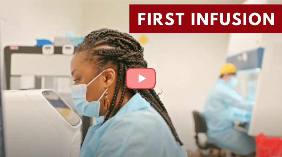 First Infusion HIV Cure Program Video